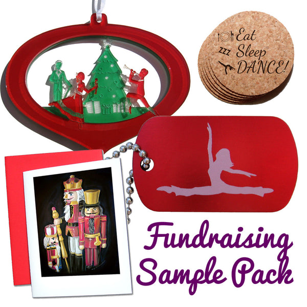 Fundraising Sample Pack