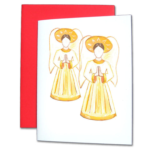 Angels Note Cards