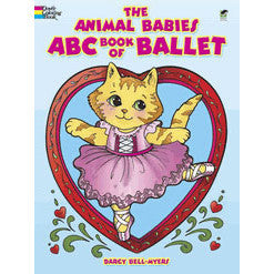 The Animal Babies ABC Book of Ballet - Ballet Gift Shop