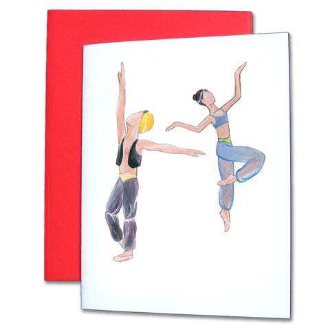 Arabian Coffee Note Cards - Ballet Gift Shop