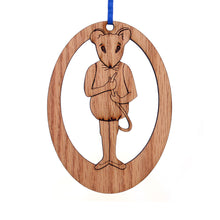 Load image into Gallery viewer, Baby Mouse Laser-Etched Ornament - Ballet Gift Shop