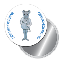 Load image into Gallery viewer, Baby Mouse (from Cinderella) Button/Magnet/Mirror - Ballet Gift Shop