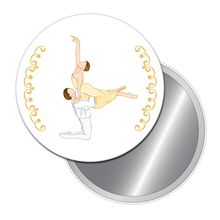 Load image into Gallery viewer, Balcony Pas de Deux Button/Magnet/Mirror