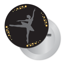 Load image into Gallery viewer, Ballerina Travel Mirror - Ballet Gift Shop