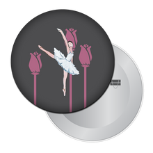 Load image into Gallery viewer, Ballerina Button / Magnet