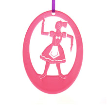Load image into Gallery viewer, Ballerina Doll Laser-Etched Ornament - Ballet Gift Shop