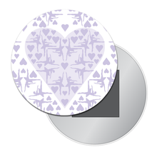 Load image into Gallery viewer, Ballerina Lace Art Button/Magnet/Mirror