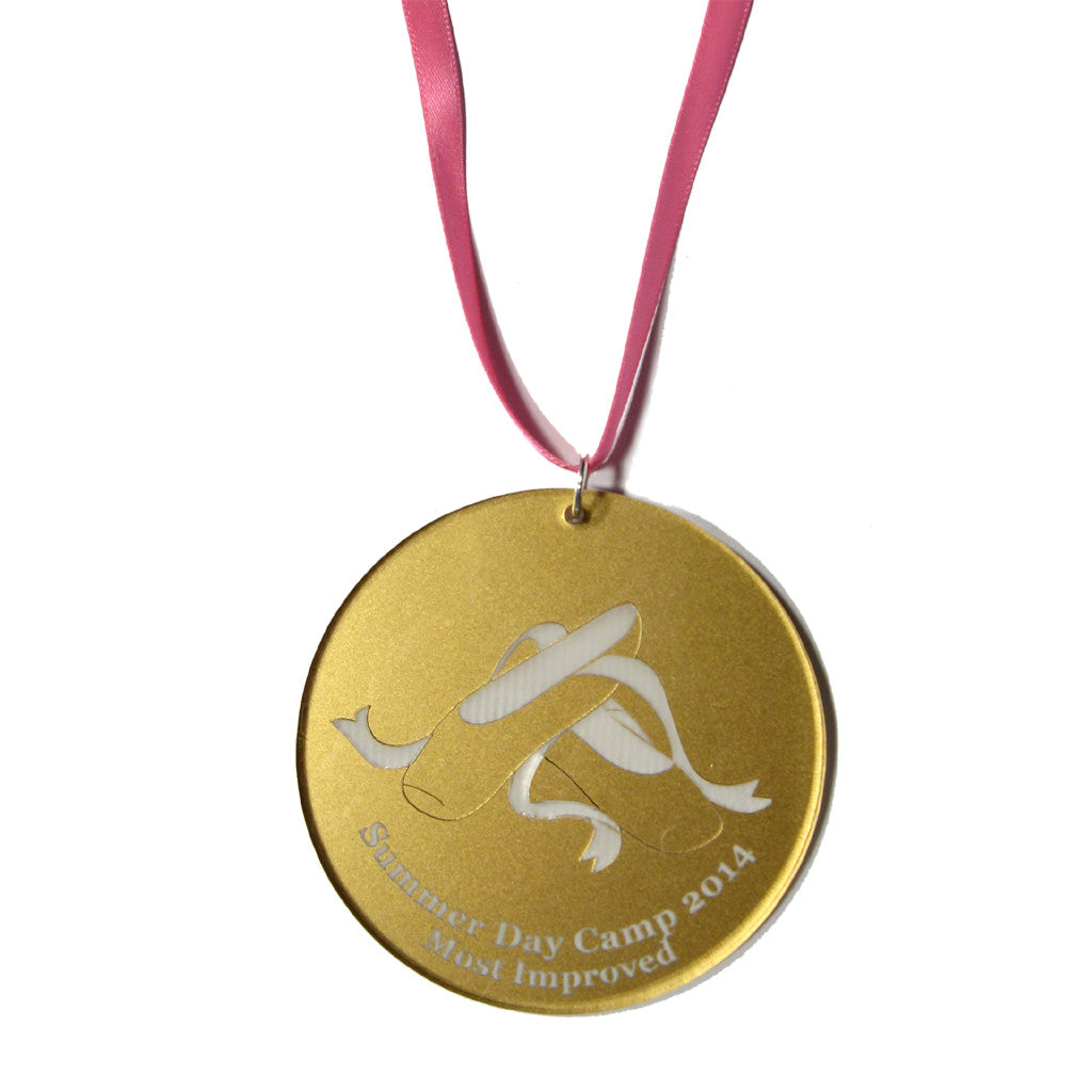 Ballet Shoes Medal