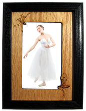 Load image into Gallery viewer, Ballerinas Photo Frame Mat (Vertical/Portrait) - Ballet Gift Shop