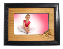 Load image into Gallery viewer, Ballet Shoes Photo Frame Mat (Horizontal/Landscape) - Ballet Gift Shop
