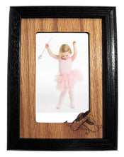 Load image into Gallery viewer, Ballet Shoes Photo Frame Mat (Vertical/Portrait) - Ballet Gift Shop