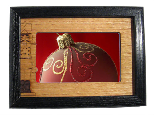 Nutcracker Photo Frame Mat (Horizontal/Landscape) - Ballet Gift Shop