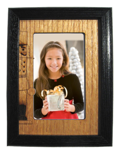 Nutcracker Photo Frame Mat (Vertical/Portrait) - Ballet Gift Shop