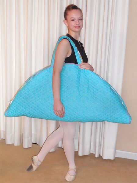 Quilted Tutu Carry Bag