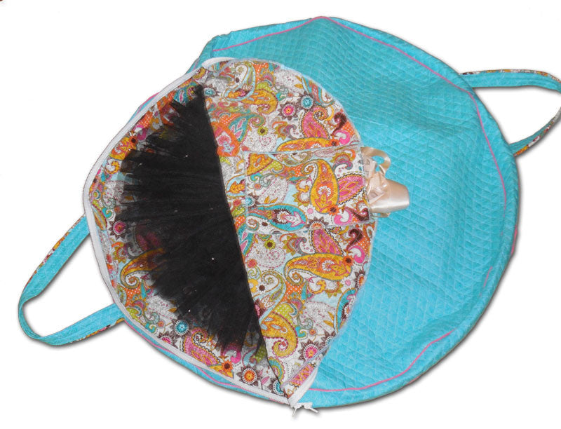 Quilted Tutu Carry Bag - Ballet Gift Shop