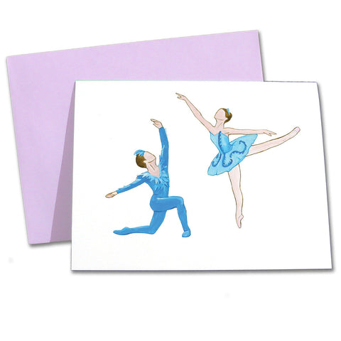 Bluebird & Princess Florina Note Cards