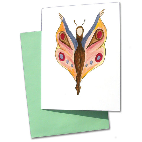Butterfly Dancer Note Cards