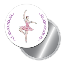 Load image into Gallery viewer, Candide (Fairy of Purity) Button/Magnet/Mirror