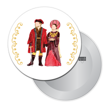 Load image into Gallery viewer, The Capulets Button/Magnet/Mirror