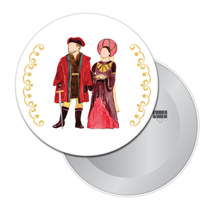 The Capulets Button/Magnet/Mirror