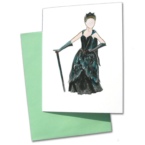 Carabosse Note Cards