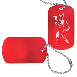 Peter & The Wolf Dance Bag Tag (Choose from 7 designs) - Ballet Gift Shop