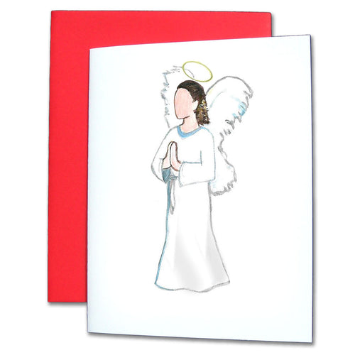 Cherub Note Cards - Ballet Gift Shop
