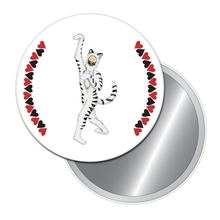 Load image into Gallery viewer, Cheshire Cat Button/Magnet/Mirror