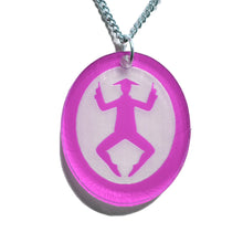 Load image into Gallery viewer, Chinese Tea Silhouette Pendant - Ballet Gift Shop
