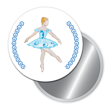 Load image into Gallery viewer, Cinderella, Act II Button/Magnet/Mirror