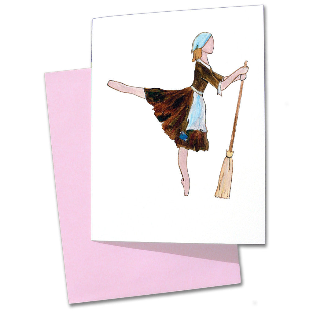 Cinderella, Act I Note Cards - Ballet Gift Shop