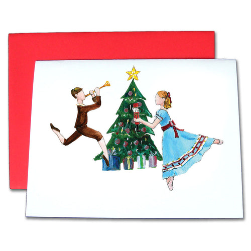 Clara & Fritz Note Cards - Ballet Gift Shop