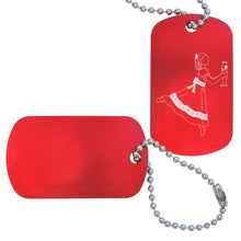 Load image into Gallery viewer, Clara / Marie Dance Bag Tag - Ballet Gift Shop