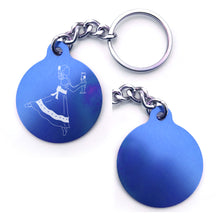Load image into Gallery viewer, Nutcracker Ballet, Act I Key Chain (Choose from 6 designs)