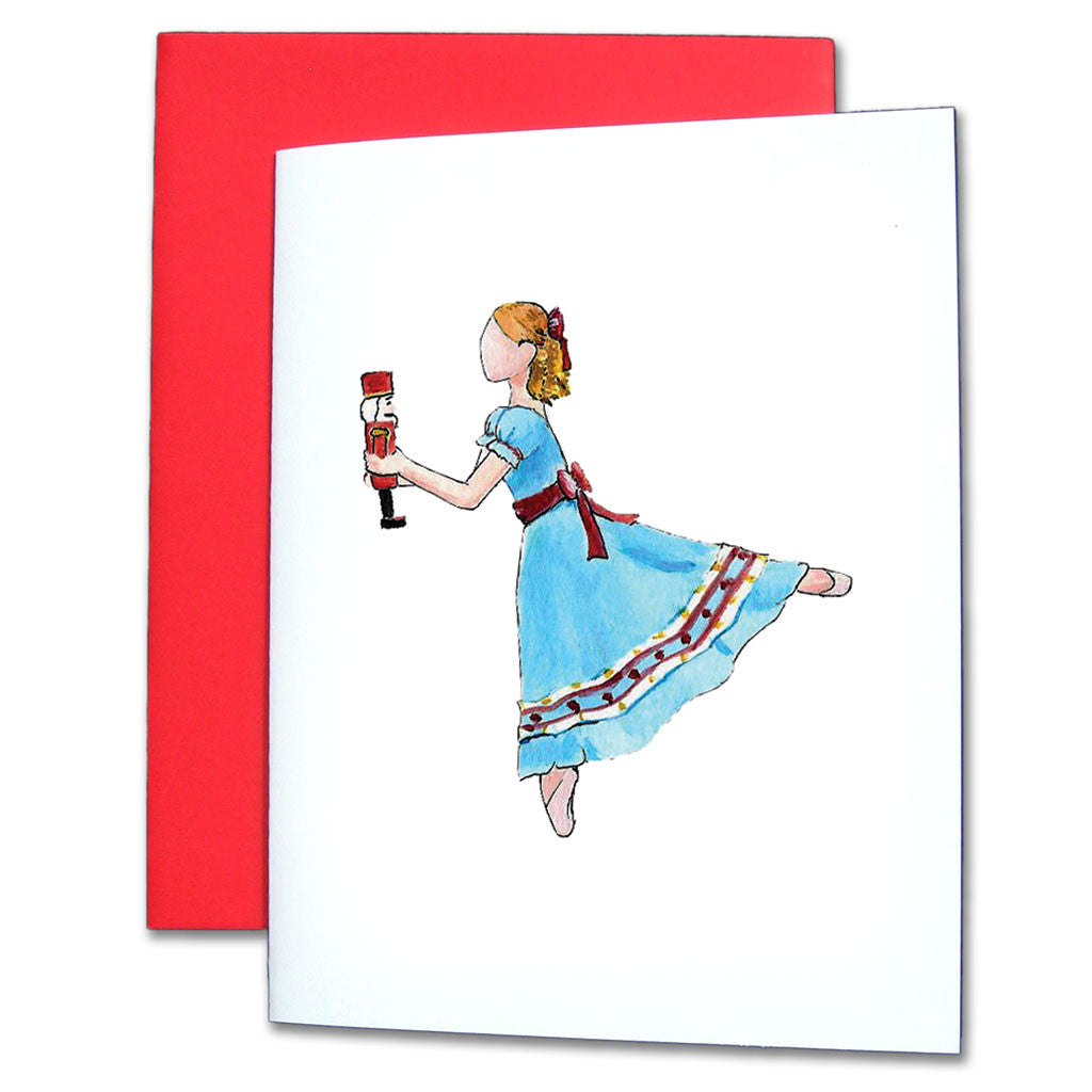 Clara / Marie Note Cards - Ballet Gift Shop