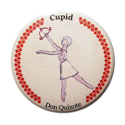 Cupid Button / Magnet
