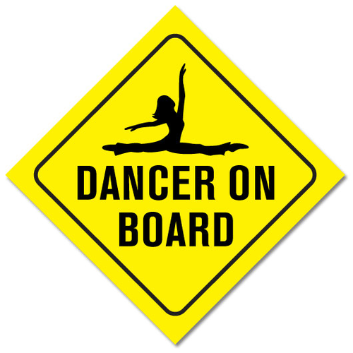 Dancer on Board 5