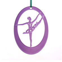Load image into Gallery viewer, Dew Drop Fairy Laser-Etched Ornament - Ballet Gift Shop