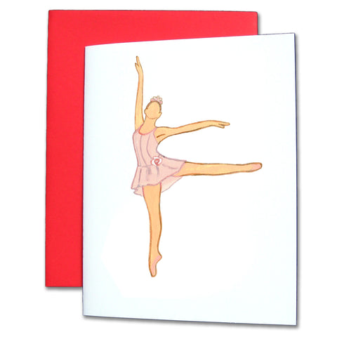 Dew Drop Fairy (Short Skirt) Note Cards