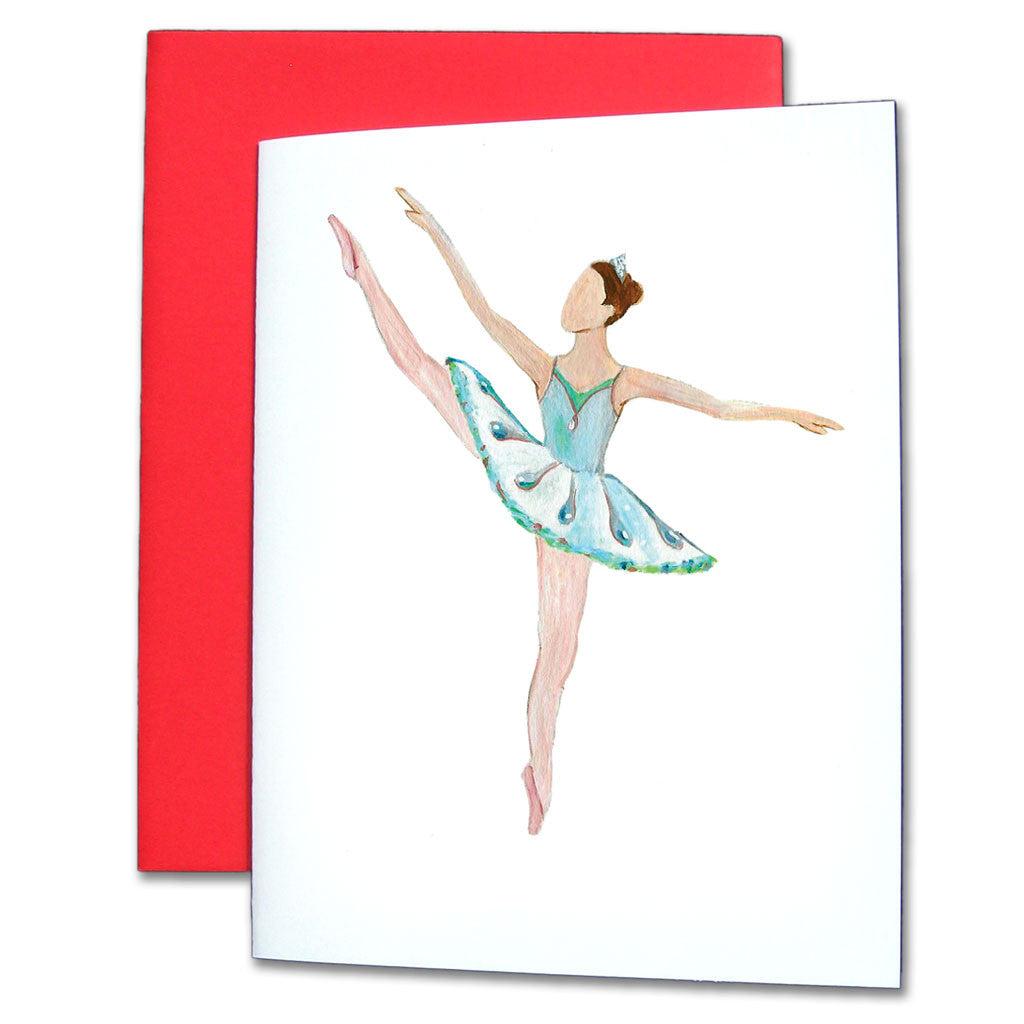 Dew Drop Fairy Note Cards - Ballet Gift Shop