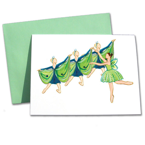 Dew Fairy & Night Creature Note Cards
