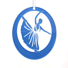 Load image into Gallery viewer, Dream Fairy Laser-Etched Ornament - Ballet Gift Shop