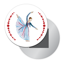 Load image into Gallery viewer, Dream Fairy Button/Magnet/Mirror