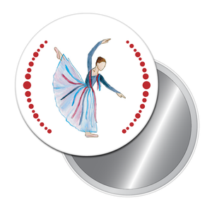 Dream Fairy Button/Magnet/Mirror