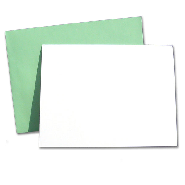 Design Your Own Note Card Set! (Landscape)
