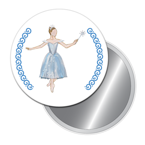 Fairy Godmother Button/Magnet/Mirror