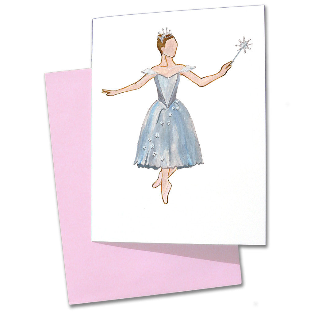 Fairy Godmother Note Cards - Ballet Gift Shop