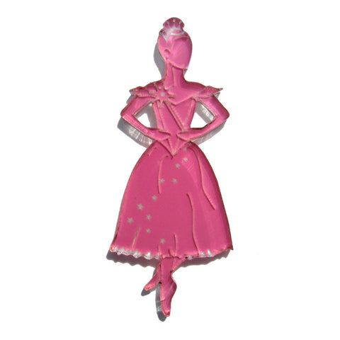 Fairy Godmother Lapel Pin - Ballet Gift Shop