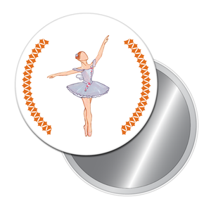 Fairy (from Don Quixote) Button/Magnet/Mirror