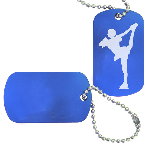 Figure Skating Bag Tag (Choose from 3 designs)